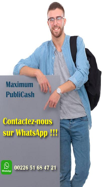 Mpcash whatsapp